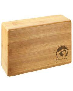 Yoga Block Stor - Bambu